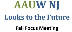 AAUW NY Fall Focus Capture